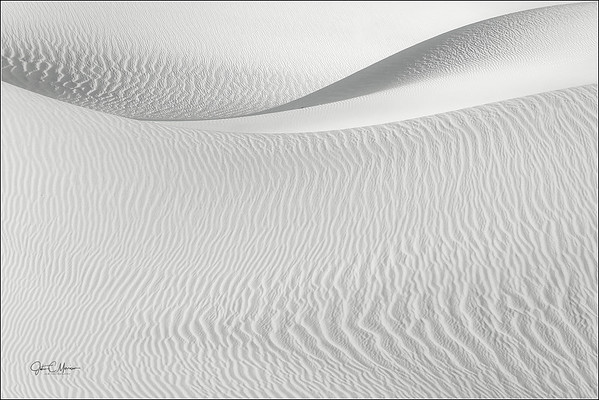 Mesquite Dunes, Death Valley 2019