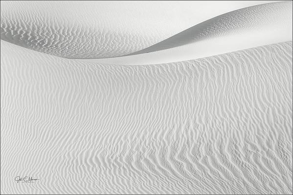 Mesquite Dunes, Death Valley 2019