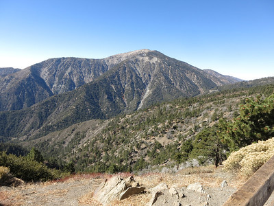 California 2K Prominence Peaks