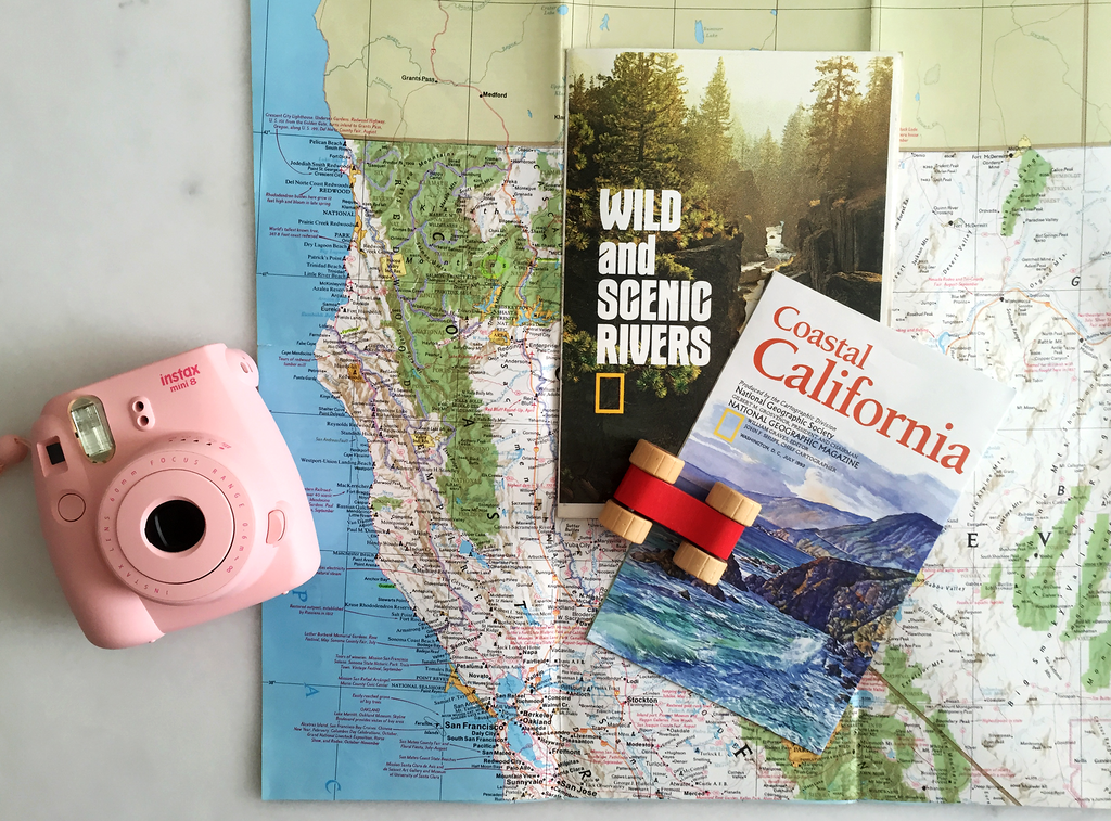 Going RVng in California: Exploring the Coast and Wild Rivers