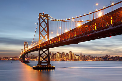 San Francisco and Silicon Valley to the south are the home to most of the world's leading technology companies.  From Computer hardware, to networking and internet social networking they are all here.  And the city has a high-tech look too which feels 'cutting edge' when you are in the middle of it.  It is an exciting place to be!  There are also many traditional areas of town that feel more like a European or Asian city than anywhere in the United States.  And there are a few nice views to be had too!