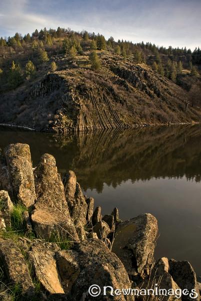 Iron Gate Rocky Outcrop