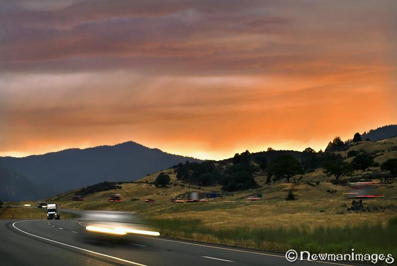 I5 Sunset