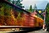 See-through Train