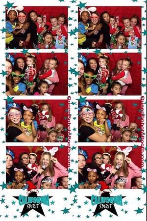 California Spirit Holiday Party 2015