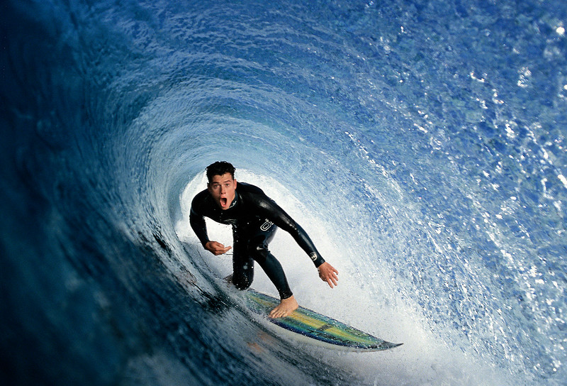 Carmel Surfing