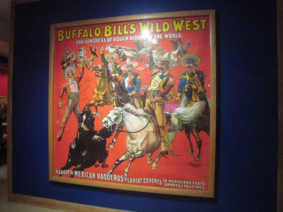 Denver, Colorado  October 2008 - Wild Bill Cody Museum and Gravesite