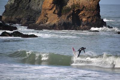 Pacifica - Golden Gate - Muir - Stinson - Lands End