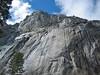 El Capitan from below.