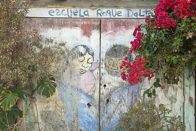 Mural and Graffiti
