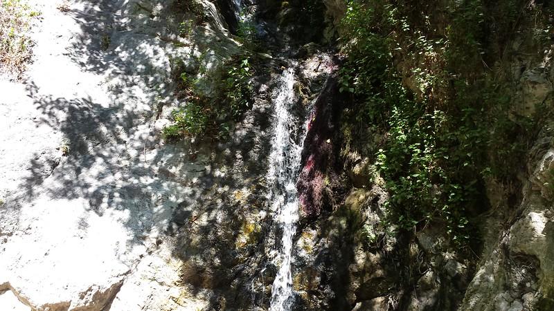 Waterfall in Monrovia Canyon
