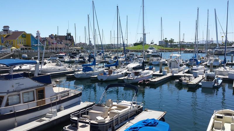 Near Queensway Bay, Long Beach