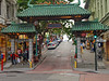 Chinatown entrance.