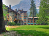 Back of the Ahwahnee