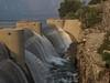 Spillway at Hetch Hetchy/O'Shaughnessy Dam.
