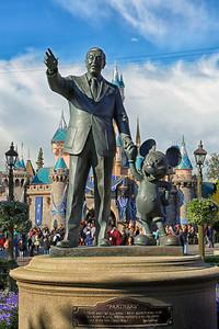 Walt & Mickey