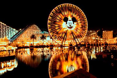 Disneyland Adventure 3