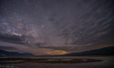 Stars, Clouds, and Galaxies, Death Valley