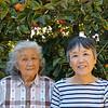 """Mary and Karen - """"The Kaki Tree"""" Goleta, CA"""