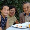 Emiko, Mae and Ben - Yorba Linda, CA