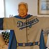 Ninty nine year old Dodger fan!