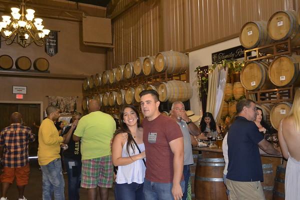 California Wine trip with Branden