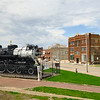 The Galesburg Railroad Museum, Illinois.