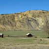 Farmland along the Colorado River near the entrance to Red Gorge