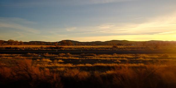 Farmland near Fernley, Nevada
