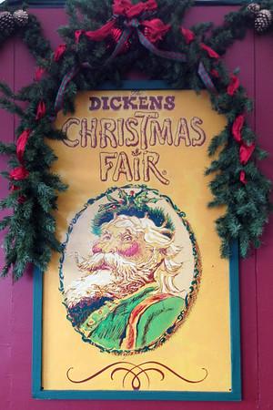 The Dickens Christmas Fair 2014
