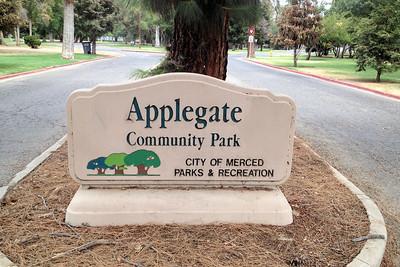 Applegate Park, Merced, Summer 2015