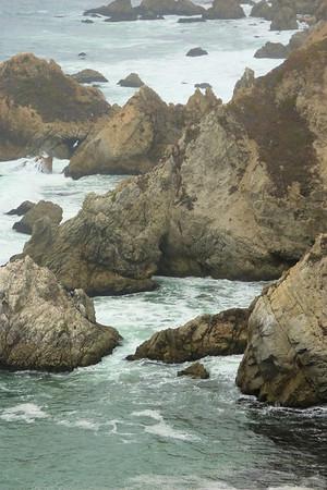 Point Reyes: Chimney Rock Trail