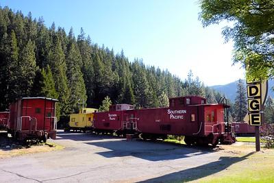 Railroad Park Dunsmuir California 4/2015