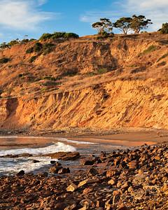 Sacred Cove Beach, Abalone Cove Preserve