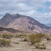 Desert Varnish on the Mountains