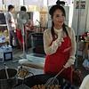 Cooking kanom