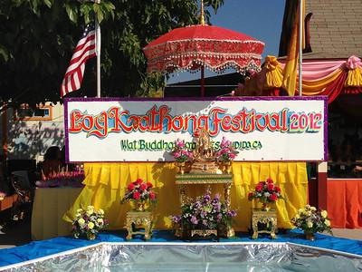 Escondido: Loy Krathong festival