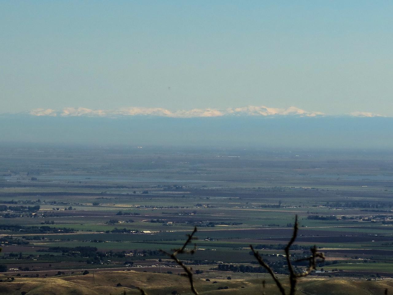 Central Valley & Sierras
