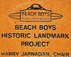 Beach Boys Historic Landmark - 2