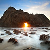 Spectacular specular fail at Pfeiffer State Beach.<br /> <br /> Sometimes sea spray stinks.