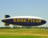 Goodyear Blimp on the Ground - 2