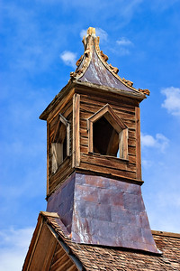 Bodie Church Steeple