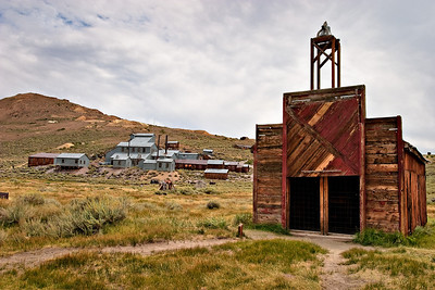 Fire Station and Mine, Bodie