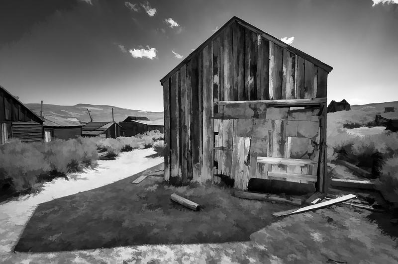 Bodie Arrested Decay Shadow
