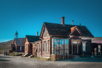 Bodie Cain House