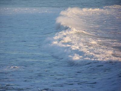 waves, Santa Cruz