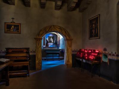 Mission San Antonio Madonna