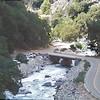 King's Canyon, Aussicht auf den King's River bei Boyden Cave
