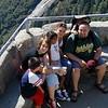 Sequoia National Park <br /> Aufstieg zum Moro Rock