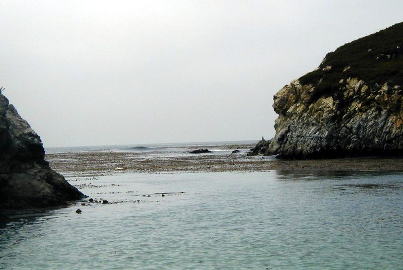 Point Lobos<br /> China Cove Beach